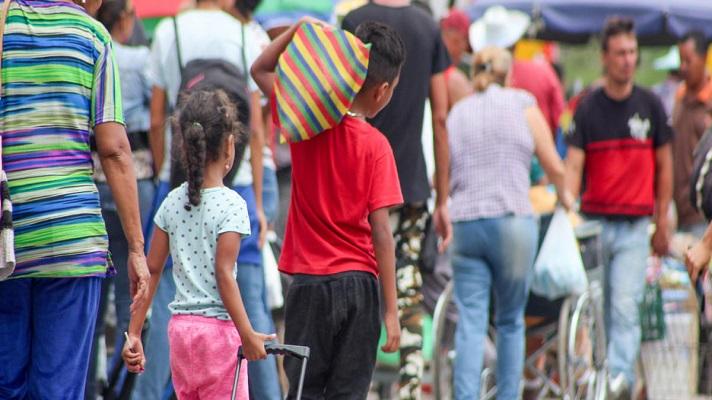 La niñez migrante venezolana se beneficia del Estatuto TEmporal de Protección a Migrantes Venezolanos