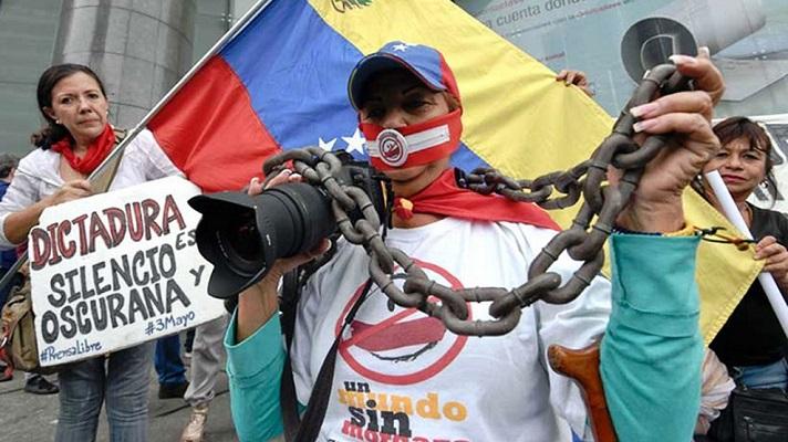La Sociedad Interamericana de Prensa (SIP) condenó este viernes