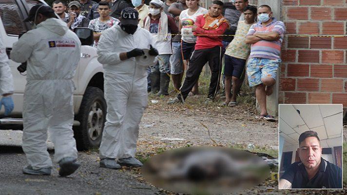 A Jesús Hernando Rangel Santos, de 38 años, a quien llamaban Cucú lo mataron a tiros. Era nativo de San Cristóbal, vivió en La Fría y luego en Puerto Santander, municipio colombiano donde finalmente unos sicarios le quitaron la vida.