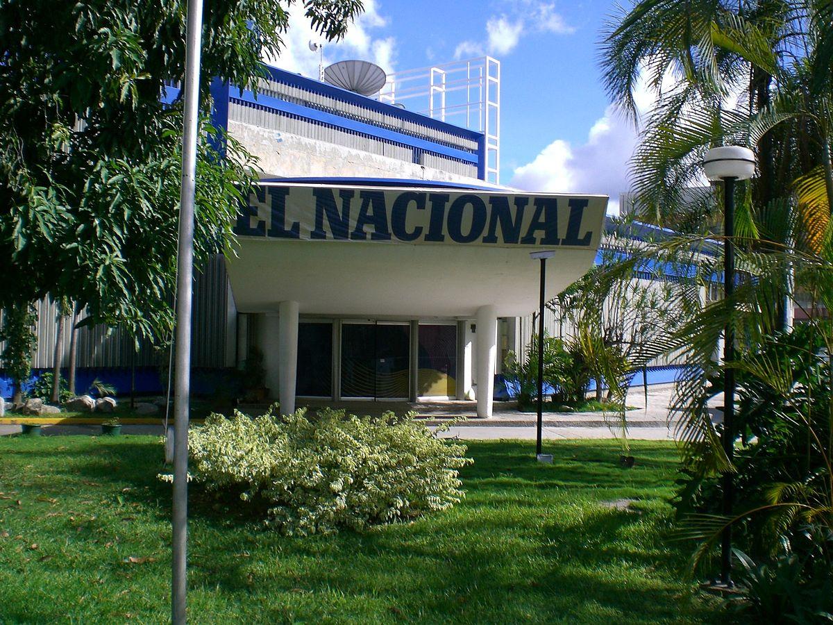 Sede de El Nacional fue embargada