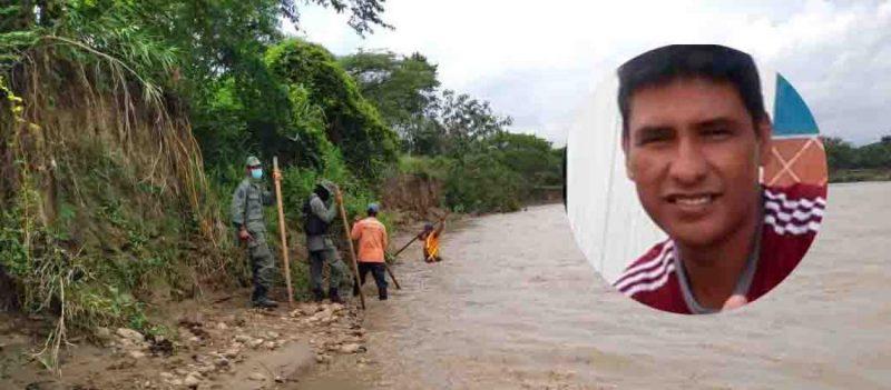 DOLOROSO: encuentran el cuerpo de joven arrastrado por el río Táchira