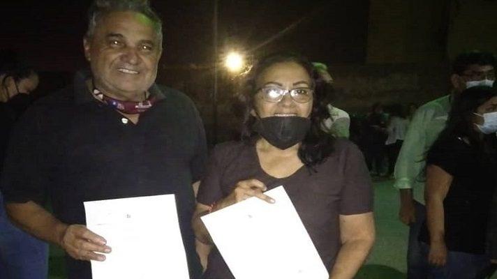 En libertad plena periodista Martí Hurtado y su esposa: les querían imputar peculado de uso y porte ilícito de arma
