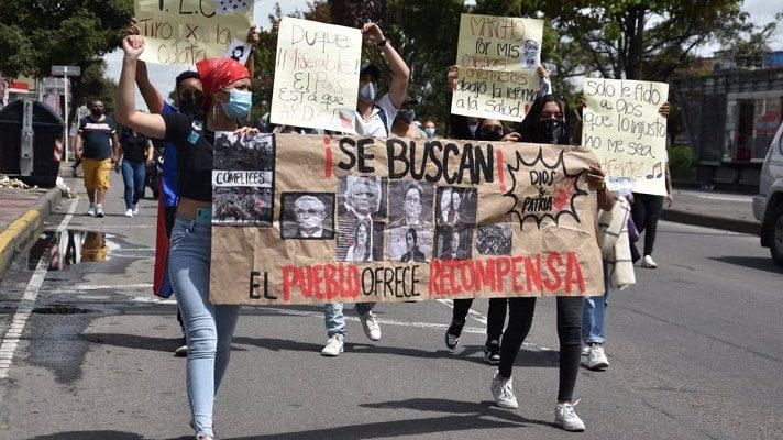 La Fiscalía de Colombia anunció este lunes la ubicación de 290 personas. Las mismas estaba reportadas como