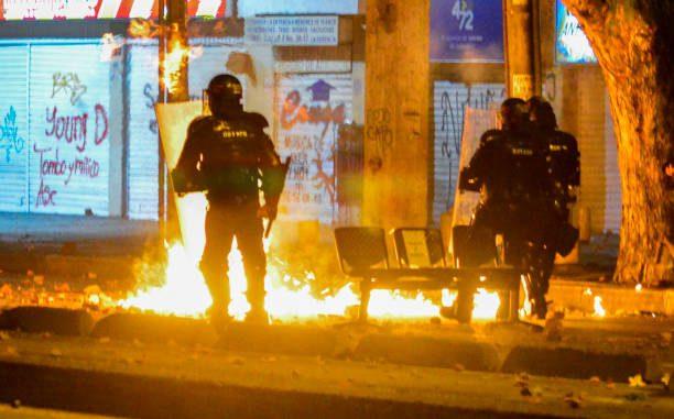 Enfrentamientos y represión dejan 10 muertos en Cali en jornada de protesta del 28 de mayo