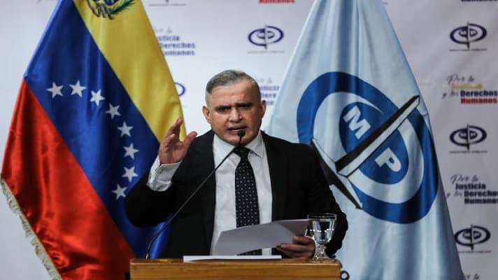 Tarek William Saab, fiscal de Nicolás Maduro, informó que el Ministerio Público presentó un reclamo ante la Corte Penal Internacional (CPI).