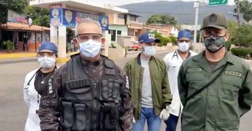El diputado de la AN chavista, Freddy Bernal, desestimó la reapertura de la frontera con Colombia desde el 1 de junio. Culpó a Colombia por ponerse de acuerdo en los protocolos de bioseguridad para evitar los contagios de COVID-19-