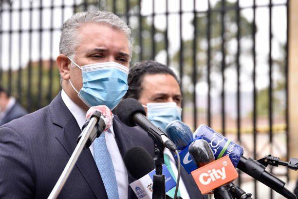 Orden de arresto internacional solicita ONG colombiana