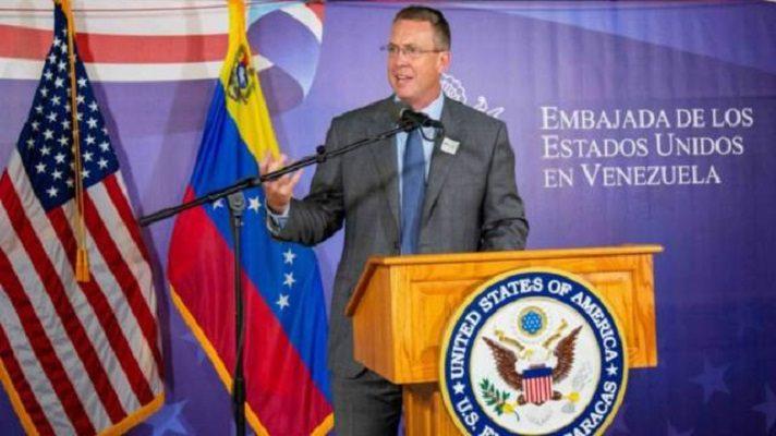 El embajador de Estados Unidos para Venezuela, James Story, sostuvo que sería