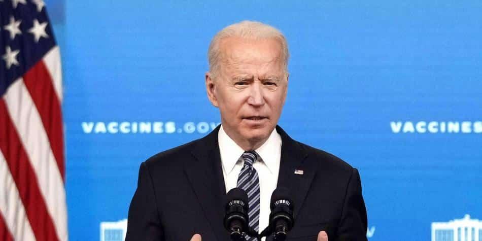 Joe Biden propone dos Estados para solucionar crisis de Israel y Palestina