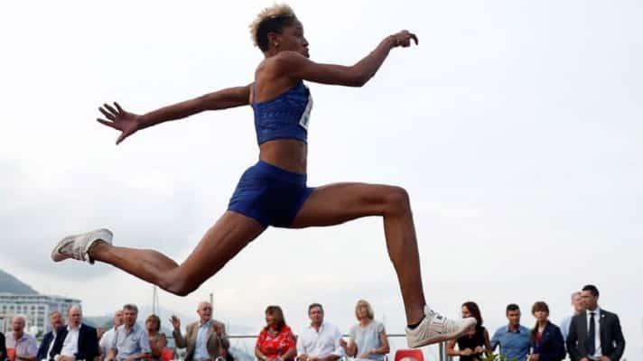 La venezolana Yulimar Rojas consiguió este sábado la mejor marca mundial del año en triple salto. Lo logró tras saltar los 15,14 metros en el Meeting de Ibiza Toni Bonet.