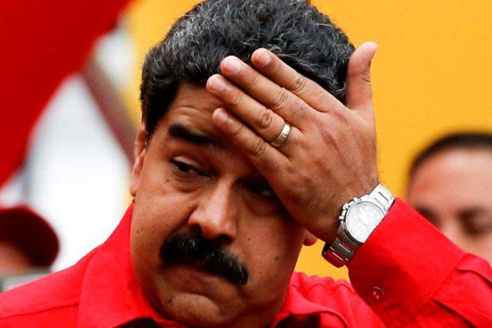 Nicolás Maduro dijo este domingo que