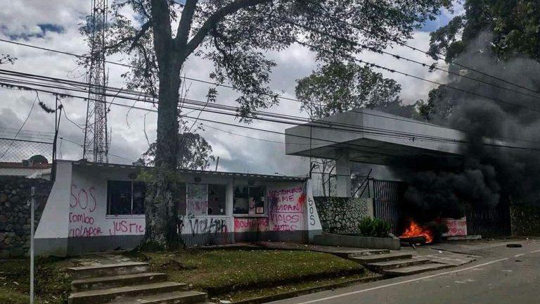 Protestas en Popayán dejan un muerto y varios heridos de gravedad