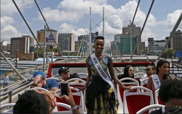 Ocho mujeres escogerán a la nueva Miss Universo