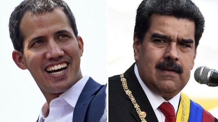 Un grupo de disidentes chavistas y militantes de izquierda avalaron este domingo la propuesta de negociación hecha por Juan Guaidó para el diálogo Nicolás Maduro.