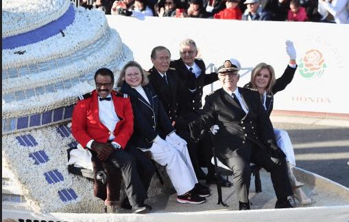 El elenco de El bote del amor se reunía en actividades. Foto AFP