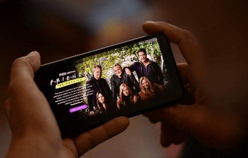 Los actores de Friends se reencontraron después de 17 años. Foto AFP