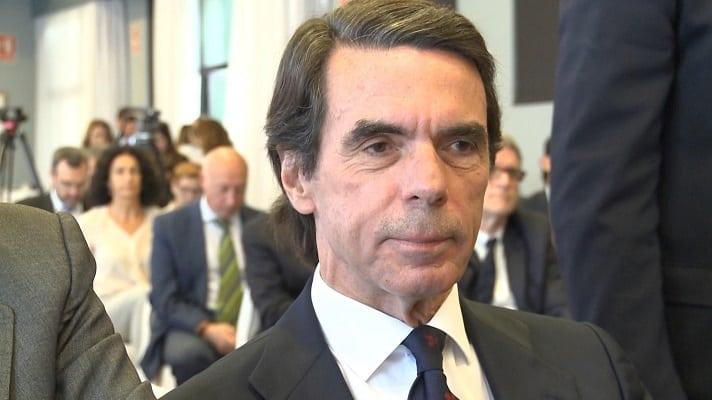 Para el expresidente del Gobierno español, José María Aznar, el diálogo planteado en Venezuela entre la oposición y Nicolás Maduro es