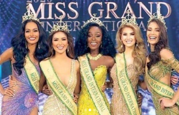 Miss Grand será en octubre y otra vez en Tailandia