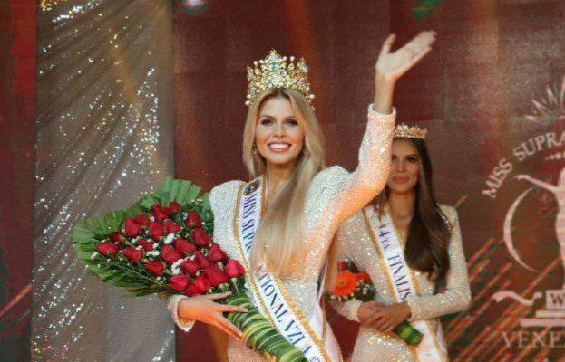 Valentina Sánchez cumplió su sueno de ser reina
