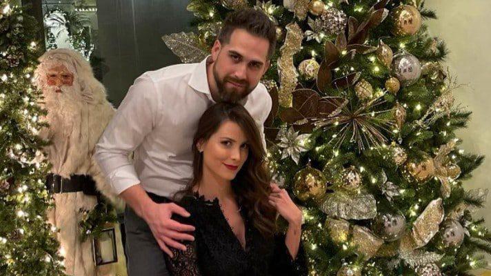 Stefanía Fernández se derrite de amor por su bebé