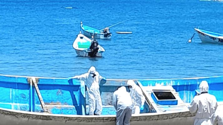 Las autoridades de Trinidad y Tobago investigan si los 15 cadáveres hallados este viernes es una embarcación a la deriva pertenecen a migrantes venezolanos. La barca estaba en las costas de Pembroke, al sur de la isla.