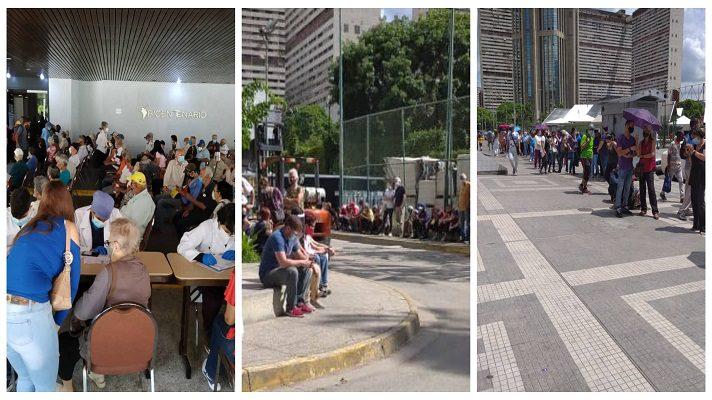 Algo cambió la semana pasada que de un día para el otro la administración de Nicolás Maduro anunció una nueva fase de vacunación contra la COVID-19. Supuestamente comenzarían a aplicar las vacunas a los miembros de la tercera edad.