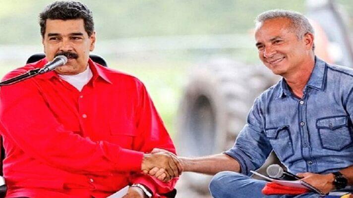 Apenas Nicolás Maduro anunció la