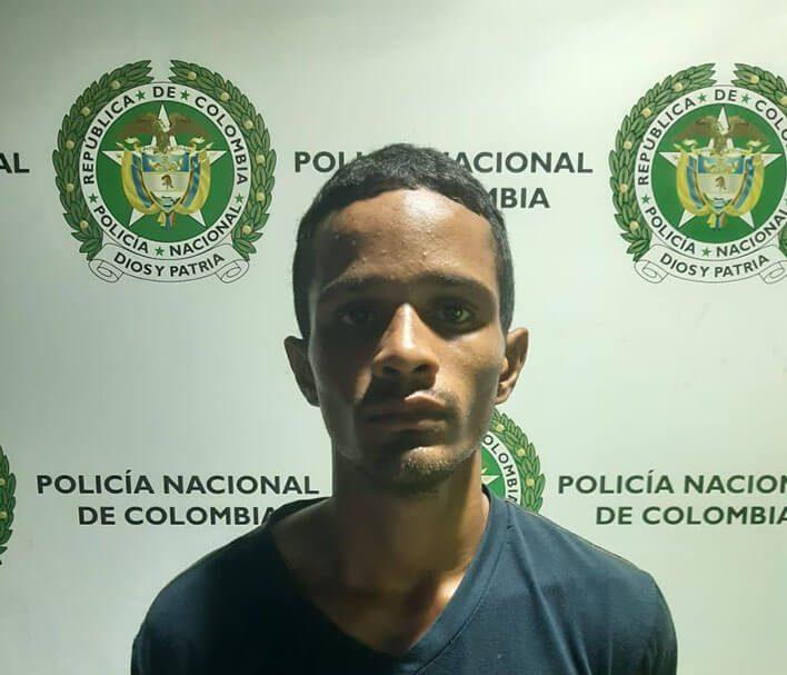 Venezolana acusado de asesinar a Diego Jesús Umbría Estilda