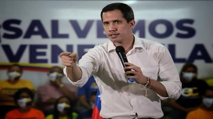 El dirigente de la oposición, Juan Guaidó, hizo un llamado para que tomen en serio su plan de salvación nacional.