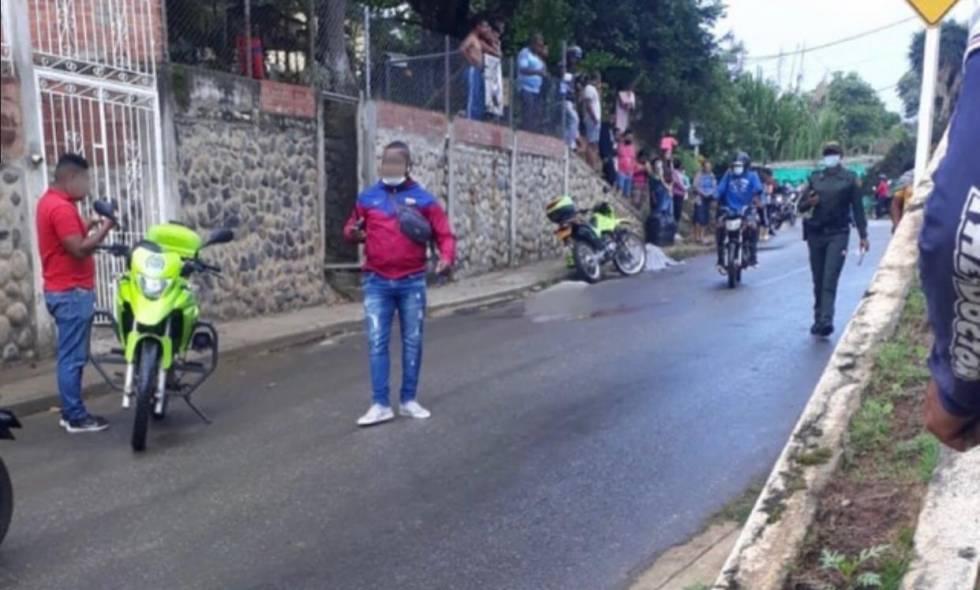 ATAQUE ARMADO deja dos policía y tres civiles muertos en Santander de Quilichao