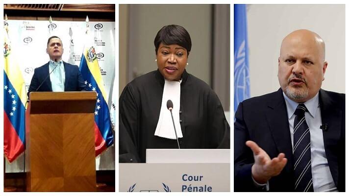 El 15 de junio, víctimas de violaciones de los derechos humanos, activistas, funcionarios de Nicolás Maduro aguardaban con ansías un anuncio de la Corte Penal Internacional (CPI).