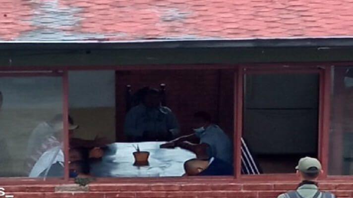 Este martes llevaron a 12 detenidos durante el conflicto en Apure a los tribunales militares, en San Cristóbal, estado Táchira.