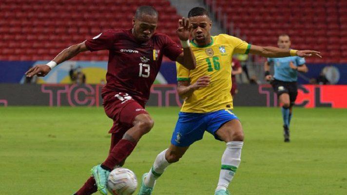 Brasil derrotó 3-0, con más dominio que goles y una buena actuación de Neymar, a una Venezuela afectada por el coronavirus en la apertura de la convulsa Copa América 2021.