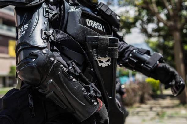 Denuncian exceso de fuerza del ESMAD en localidad de Suba