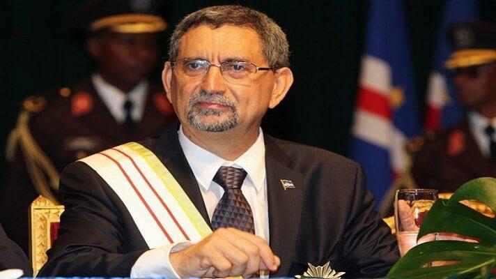 El presidente de Cabo Verde, Jorge Carlos Fonseca, aseguró que los tribunales de su país son los encargados de hacer cumplir, o no, las recomendaciones del Comité de Derechos Humanos de Naciones Unidas sobre el proceso Alex Saab.