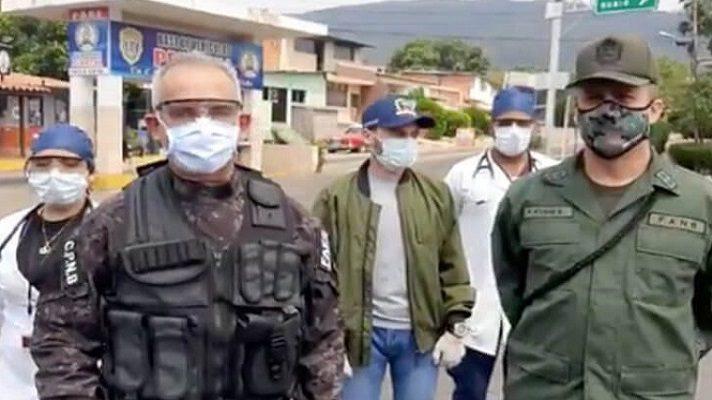 La situación de la frontera con Colombia tiene al madurismo sumido en un mar de contradicciones. Después de Nicolás Maduro se negó a reabrir los pasos internacionales, ahora Freddy Bernal dice que abrir las fronteras acabaría con el contrabando.