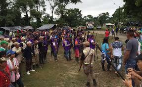 Asesinato de líderes indígenas en el Cauca