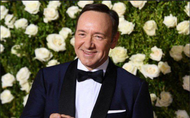 Kevin Spacey llega a Italia para iniciar rodaje