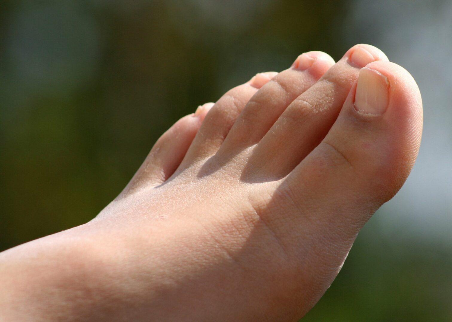 Cuida las uñas de los pies, te contamos cómo