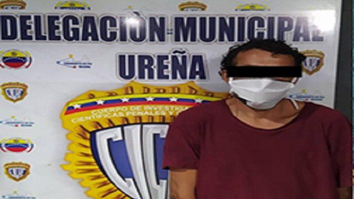 Funcionarios del Cicpc-Táchira, adscritos a las delegaciones municipales de San Antonio y Ureña, aprehendieron a tres sujetos. Dos estaban señalados de actos lascivos a menor de edad y un tercero por intento de violación a una mujer.