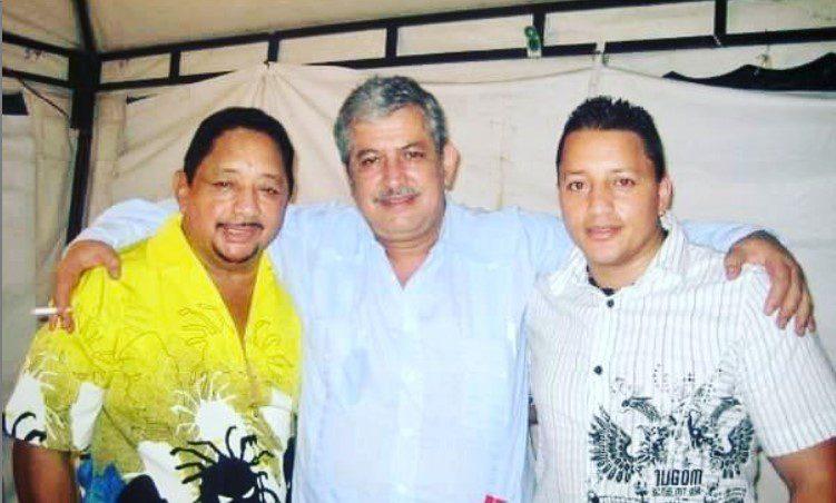 Muere de COVID el actor colombiano Alí Humar