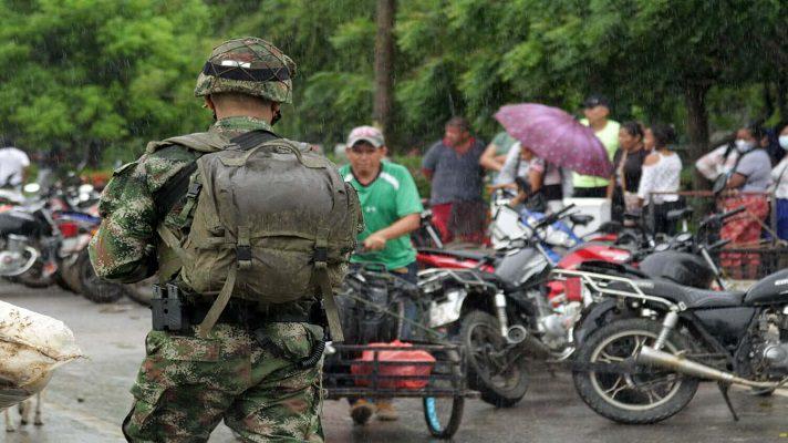 Lo que pasó en el estado Apure, con el enfrentamiento entres las FARC y la FAN, tiene un nombre: derrota. Este es el relato de un militar entrevistado por la periodista Sebastiana Barráez, quien dio detalles del conflicto que ocasionó muertos, heridos y presos.