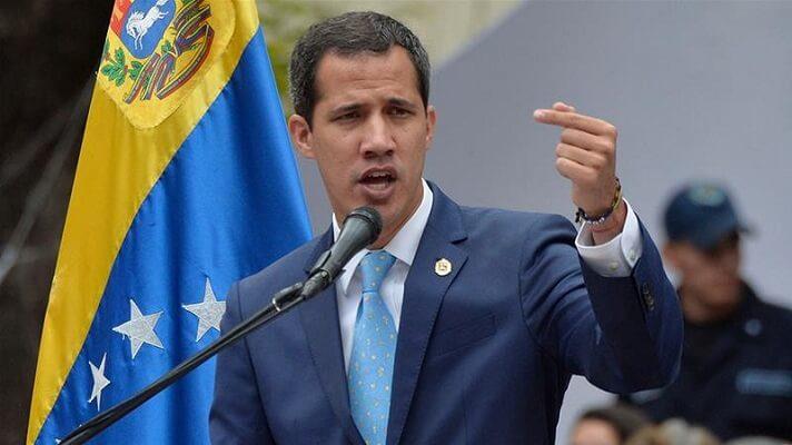 El líder de la oposición, Juan Guaidó, exigió que no se normalicen