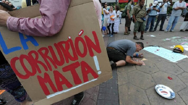 La lucha para combatir la corrupción en América Latina experimentó una nueva ola de retrasos el pasado año. Se trata de una de las consecuencias de la pandemia de coronavirus. En este sentido, Venezuela ocupa el último lugar en su capacidad para luchar contra este flagelo.