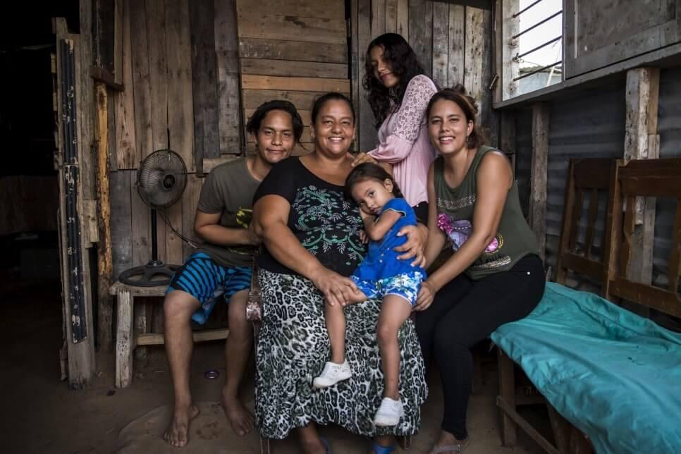 La crisis migratoria venezolana es la tercera más grave del mundo, según Acnur. Foto: cortesía