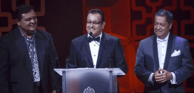 Ismael Miranda recibió un premio especial en 2016 de Herencia hispana. Foto AFP
