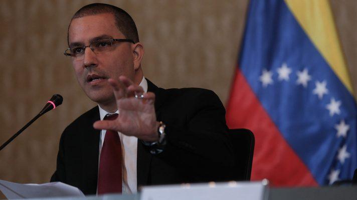 arreaza-niega-que-venezuela-recibiera-donacion-de-1-200-millones-de-dolares-de-ee-uu
