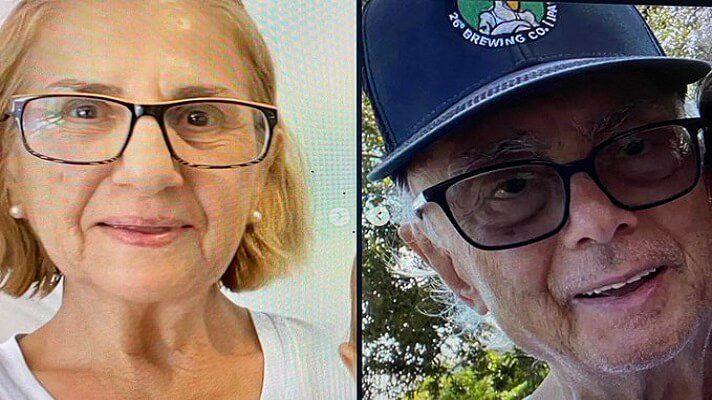 e León Oliwkowicz de 79 años y Cristina Beatriz Elvira de 74.