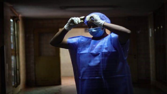 Definitivamente, el personal del sector salud en Venezuela está