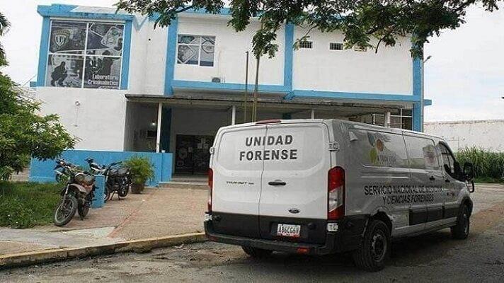La víctima respondía al nombre de Luis Antonio Rojano Delgadillo. El hecho se suscitó en el sector Centro de San Vicente al oeste de Maracay, residencia 35 de la calle Mara, en la capital del estado Aragua.
